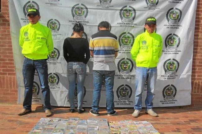 Suministradas Policía de Santander
