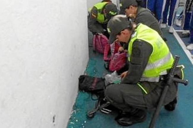 FOTO: SUMINISTRADA POLICÍA METROPOLITANA