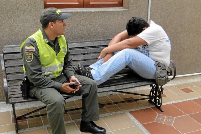 Suministrada Policía Metropolitana