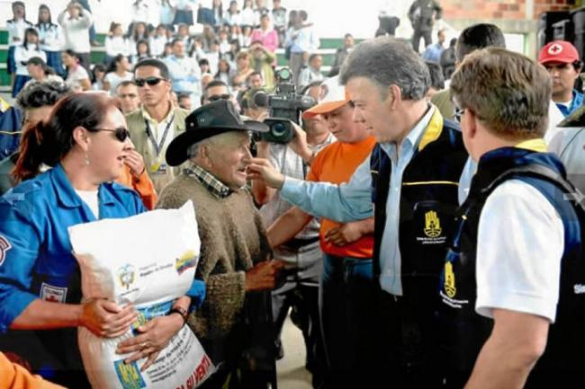 Tomada de www.presidencia.gov.co/VANGUARDIA LIBERAL