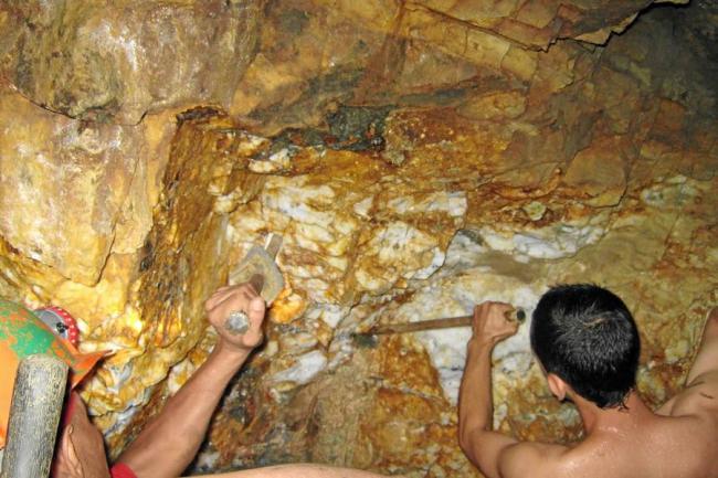 Oro enterrado for Que es una beta de oro