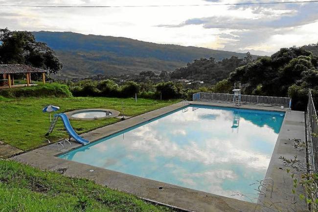 La piscina de oiba seguir cerrada hasta que se recupere for Descuidos en la piscina