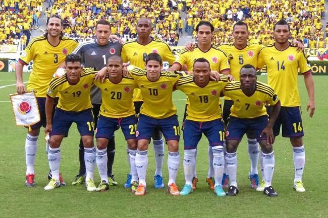 Suministra por la Federación Colombiana de Fútbol / VANGUARDIA LIBERAL