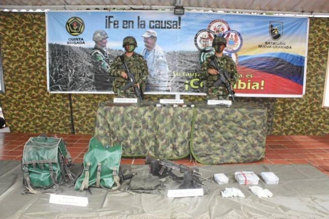 Suministrada Ejército Nacional/ VANGUARDIA LIBERAL