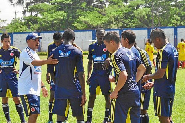 Colombia Sub 20 Hoy: Hoy Llega La Selección Colombia Sub 20 A Cúcuta