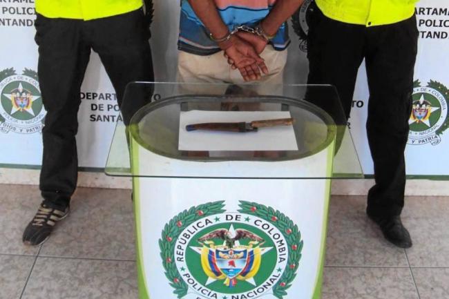 Suministrada: Policía Nacional/VANGUARDIA LIBERAL