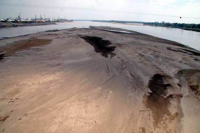 Resultado de imagen para SEDIMENTACION DEL RIO MAGDALENA