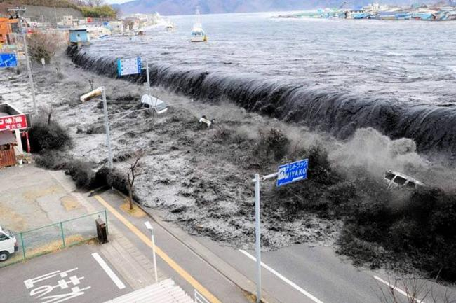 foto terremoto japon: