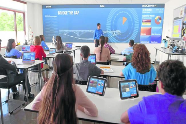 Modern English Classroom ~ Cinco razones para que la tecnología sea aliada del salón
