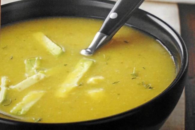 A preparar deliciosas cremas y sopas galer a for Comida vanguardia