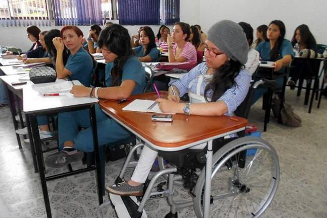Discapacitados Con M S Oportunidades Para Realizar