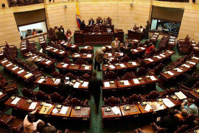Proponen que Departamentos con menos de 700 mil habitantes tengan Senador