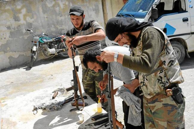 lo que nesecitas saber sobre la guerra civil en Siria