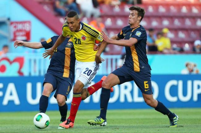 Colombia Sub 20 Hoy: Colombia, Con La Tarea De Vencer Al Local Del Mundial El