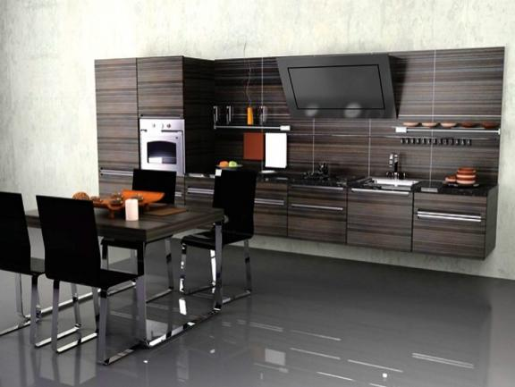 cocinas cerradas para que vuele la imaginaci n revista nueva. Black Bedroom Furniture Sets. Home Design Ideas