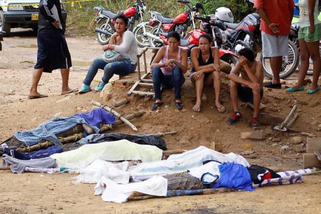 Cauca: Ejército estaría planeando nueva masacre en el Naya