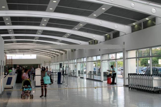 Resultado de imagen para obras en aeropuerto de palonegro