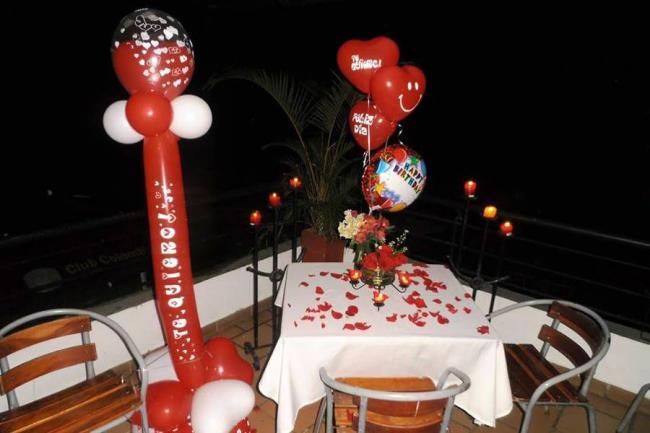 Cenas romanticas bucaramanga busco a una mujer - Sorpresas romanticas para tu novio ...