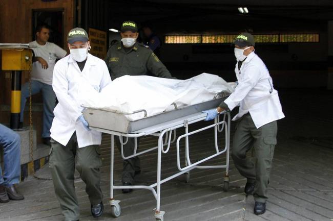 Resultado de imagen para fotos de una persona muerta