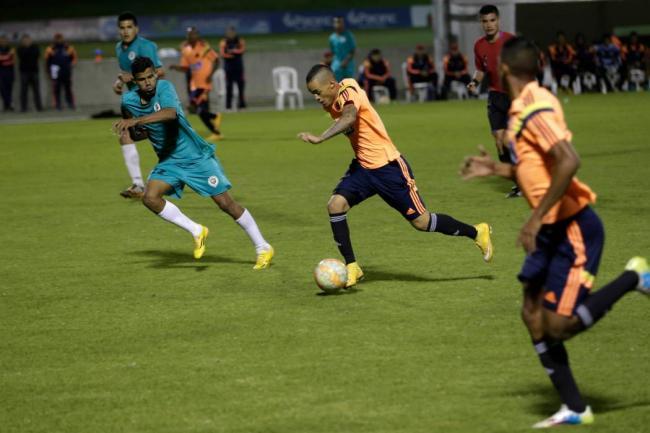 Colombia Sub 20 Hoy: Colombia Se Estrena Ante Uruguay En El Sudamericano Sub 20