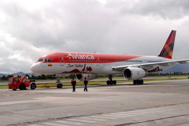 Avianca amplia itinerario de vuelos entre Bogotá y Londres