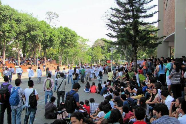 Facebook Prensa Estudiantil / VANGUARDIA LIBERAL