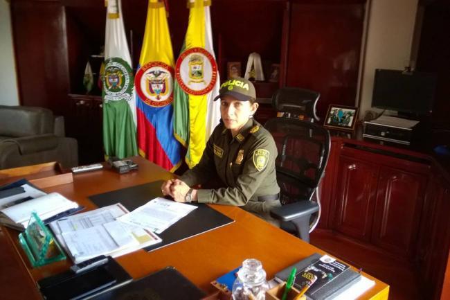 Buscamos acercamiento con la comunidad directora de for Oficina policia nacional