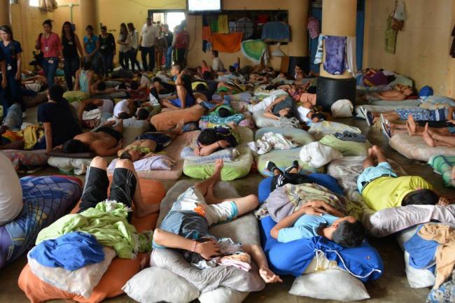 En Colombia existe un hacinamiento carcelario del 53%