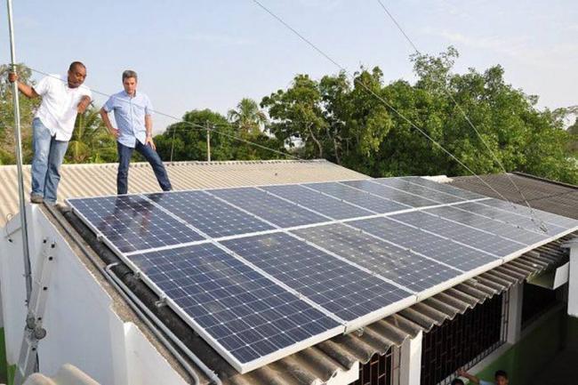 El gobierno le apuesta a buscar energías renovables