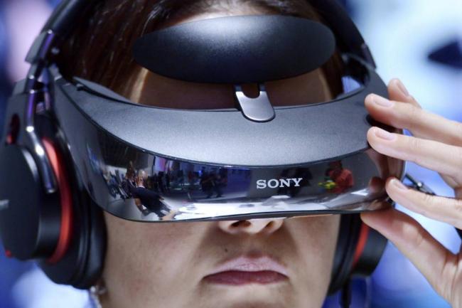 Lanzan gafas de realidad virtual para juegos de Xbox One