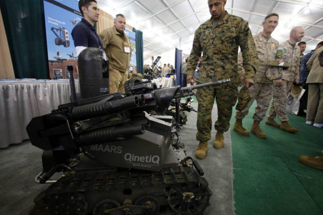 Resultado de imagen para armas autonomas