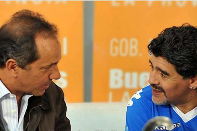 Facebook Diego Maradona / VANGUARDIA LIBERAL