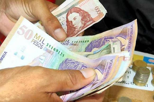 Resultado de imagen para salario minimo colombia