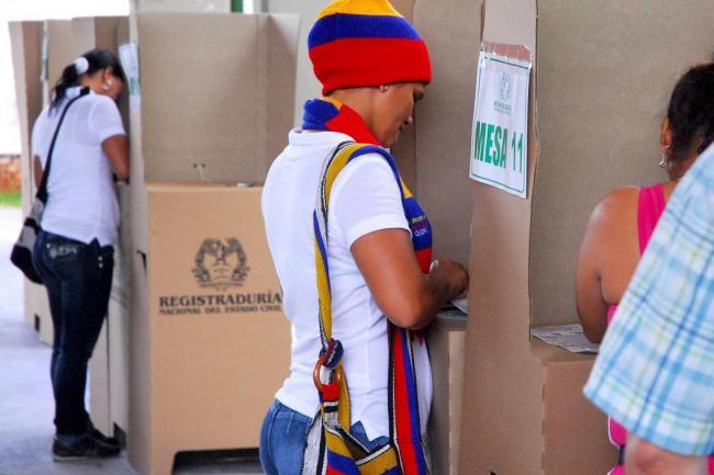 Estos son los beneficios que obtienen los colombianos por votar