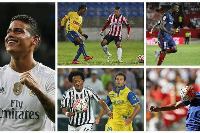 Colombia en el top 10 de países que más exportan jugadores