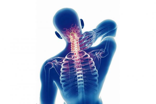 Los dolores agudos en el cuello