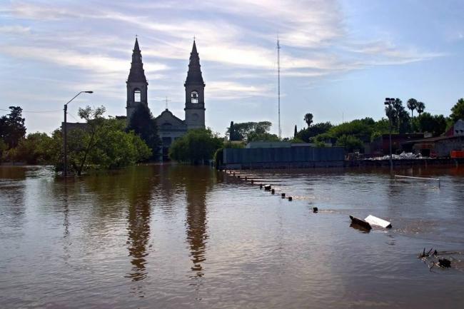 Paraguay y argentina sufren una de las peores inundaciones for Ultimas noticias de la farandula argentina