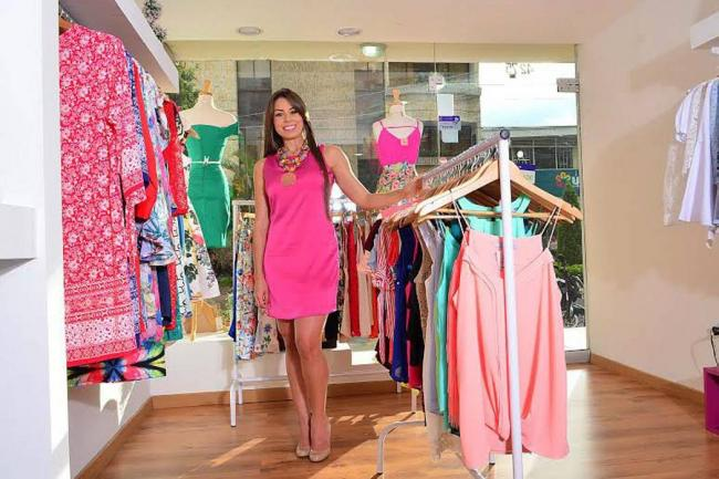 Samylu boutique nuestro talento for Decoracion de boutique