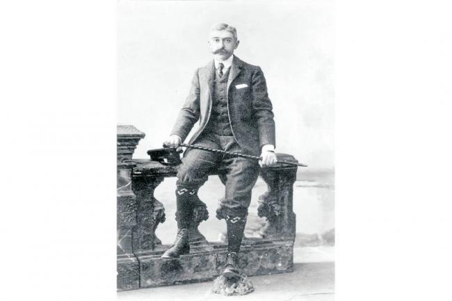 spiridon louis conocido como ucspyrosud gan la medalla de oro en la maratn de las primeras olimpiadas de la era moderna en