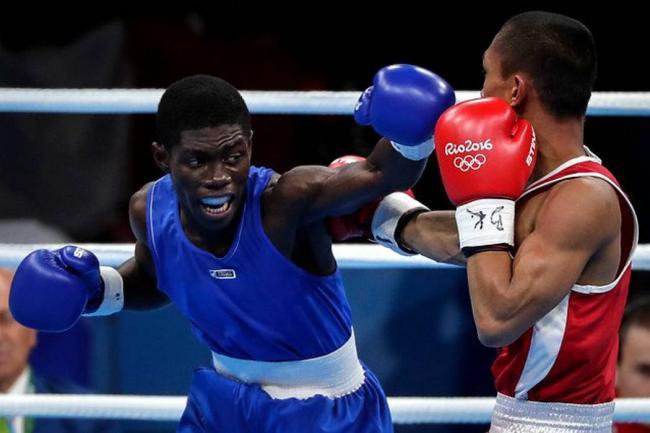 Resultado de imagen para boxeo juegos olimpicos