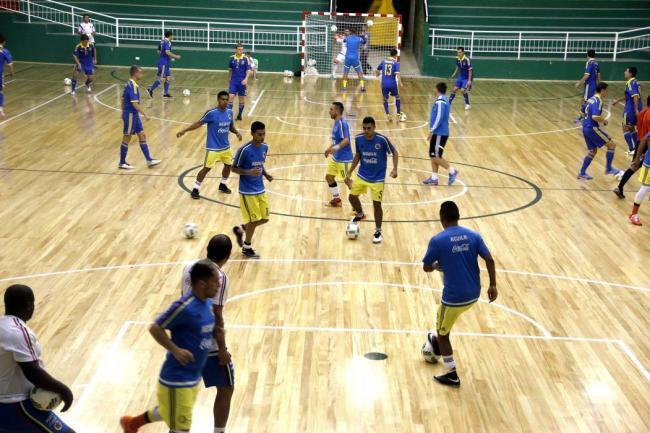 Mundial de f tbol sala fifa colombia 2016 f tbol sala for Federacion de futbol sala