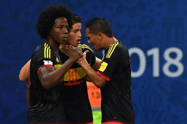 Uruguay lidera la tabla de Eliminatorias Sudamericanas