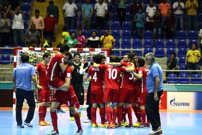 Irán-Rusia y Argentina-Portugal, semifinales que depararán campeón inédito