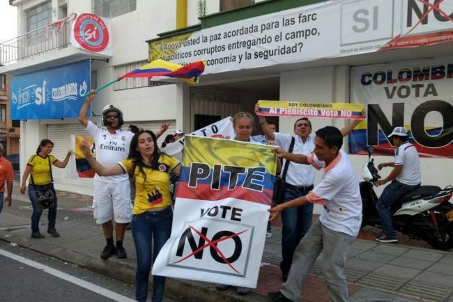 Colombia vota