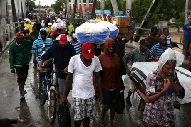 Huracán Matthew dejó por lo menos 1000 muertos en Haití