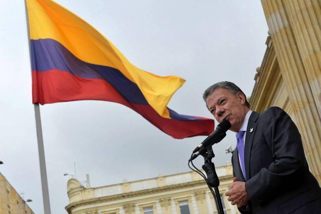 Ban Ki-moon pide mantener proceso de paz en Colombia