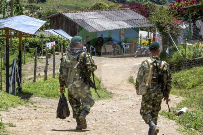 Sin muertos desde el cese al fuego bilateral
