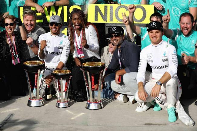 Lewis Hamilton se lleva la pole en Estados Unidos