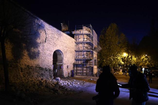 Otro sismo golpeó el centro de Italia