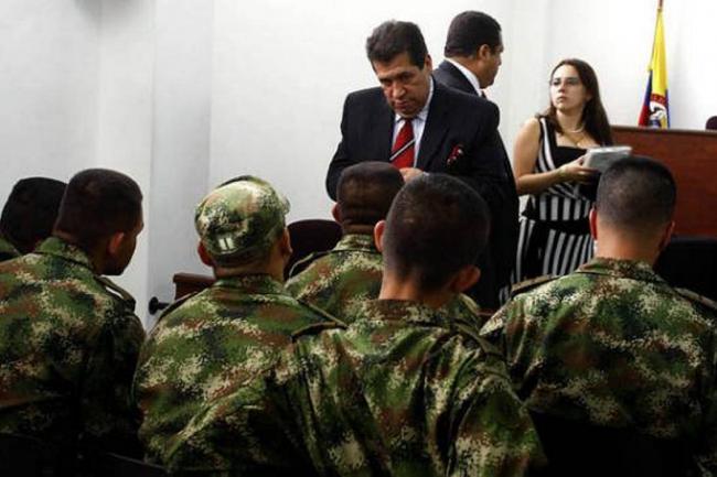 Bogotá condena a 21 militares por ejecución de civiles